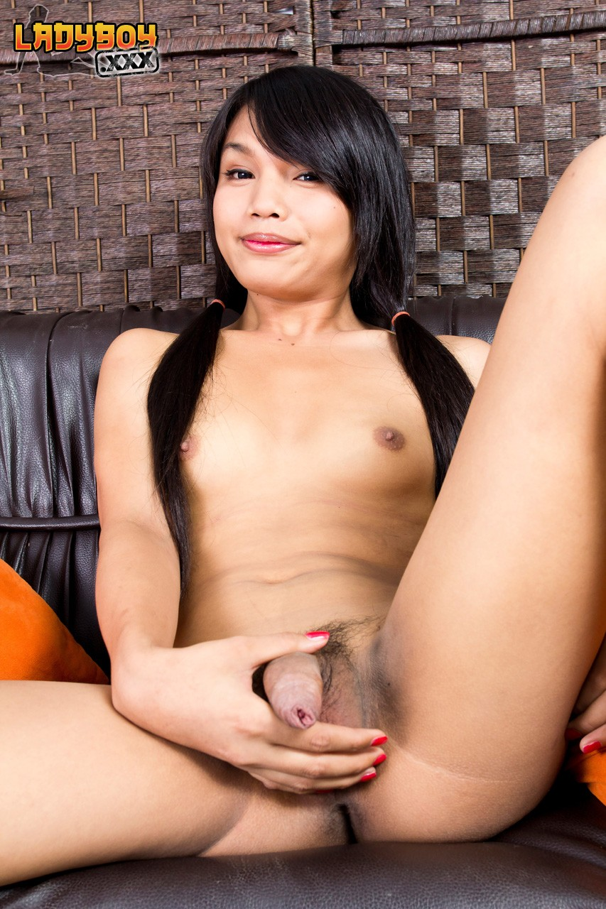 Jabari recommend best of ladyboy masturb 2