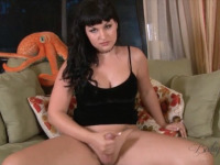 Follow Bailey's Jerk Off Instructions and Squirt Your Thick Creamy Juices Together
