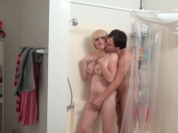 Watch Jesse and Marcelo in a Hot Shower Sucking Bonus After Their Hot Fan Fuxxx Scenes