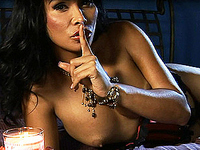 Vaniity Horny Vaniity fucking her juicy asshole with a toy