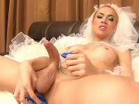 Jacky - Wedding Day Wank