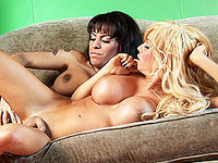 Hottie Kimber James Banged By Foxxy