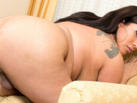 Italy Monroe is a beautiful curvy tgirl with a hot soft body, huge breasts, a juicy round ass and a delicious cock! Watch this hot Grooby girl showing baring all in this explosive solo scene!