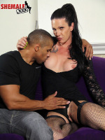 Morgan Bailey Fucked By Robert Axel - Sexy tall Morgan Bailey is true sexual being who loves sex! In this hot hardcore scene she hooks up with Robert Axel who gives her a hot blowjob before he fucks her brains out!