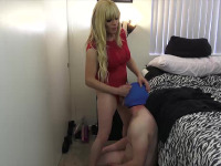 Watch Fan Fuxxx part 2 of Jesse training Kevin into fucking and sucking like a good boy slut