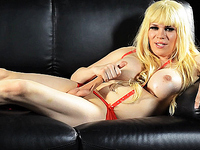 Jesse Tied up big dick Jesse needs to jerk off