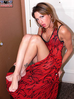 Danika is a t-babe from Montreal. Don't be fooled by her tiny frame, she has a big cock attached to it!