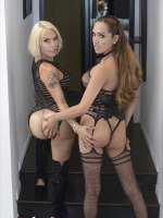 Jessica and Foxxy Gets Hot and Naked for You on Cam